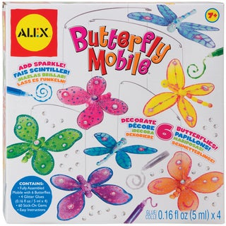 Alex Toys Butterfly Mobile