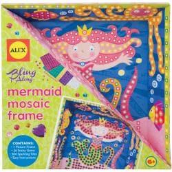 Bling Along Frame Kit-Mermaid