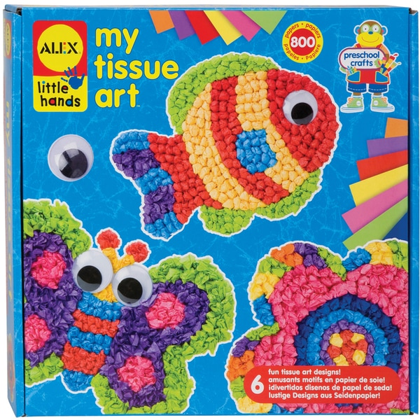 Alex Toys My Tissue Art Kit 9192657