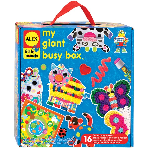 Alex Toys My Giant Busy Box Kit 9192660