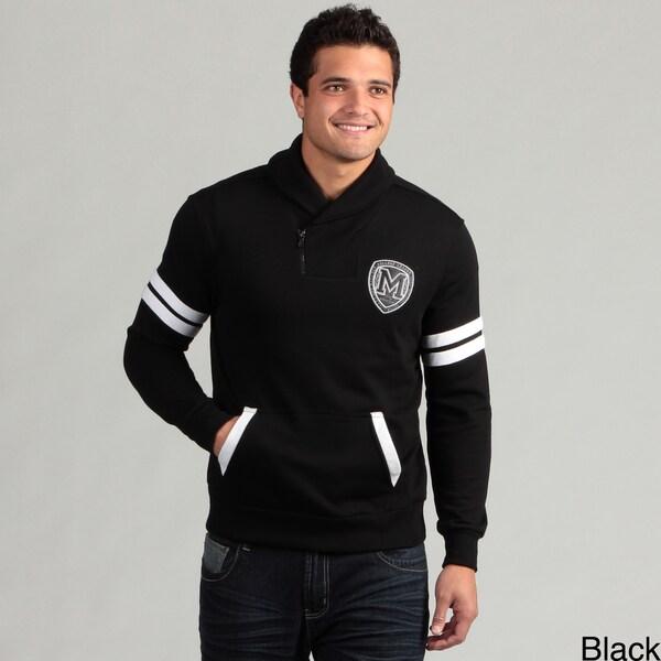MO7 Men's Shawl Collar Pullover Sweater FINAL SALE
