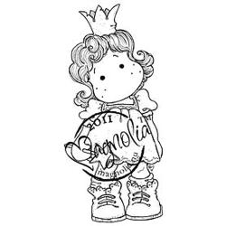 Princes & Princesses Cling Stamp-Sweet Princess Tilda