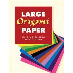 Large Origami Paper- 24/Pkg