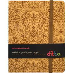 Hampton Art Ditto Neutral-color Mini-scrapbook 40-page Journal (Two)
