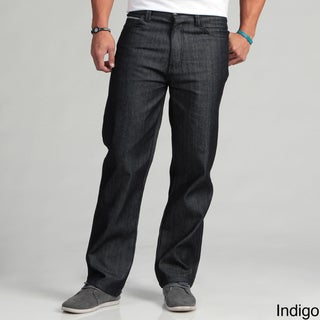 MO7 Men's Relaxed Fit Denim Jeans