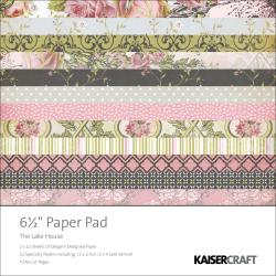 The Lakehouse Paper Pad 6.5