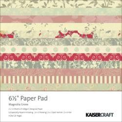 Magnolia Grove Paper Pad 6.5