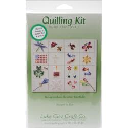 Quilling Scrapbooker's Starter Kit