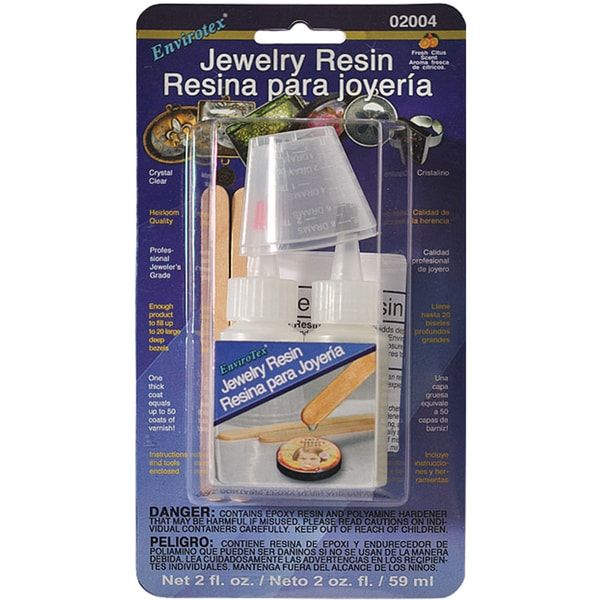Envirotex Jewelry Resin Kit-2 Ounces 9193250