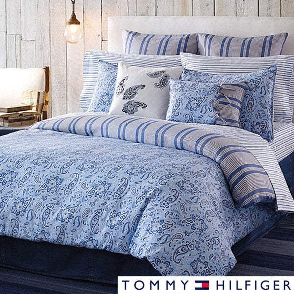 Tommy Hilfiger Tuckers Island 3-Piece Duvet Cover Set