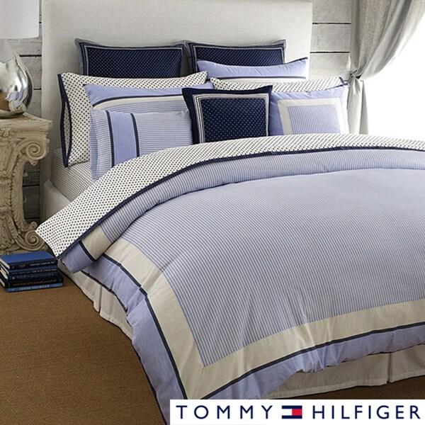 Tommy Hilfiger Stripe Duvet Cover Set