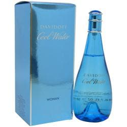Davidoff 'Cool Water' Women's 6.7-ounce Eau De Toilette Spray (Limited Edition)