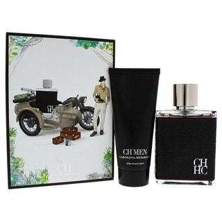 Carolina Herrera CH Men's 2-piece Gift Set