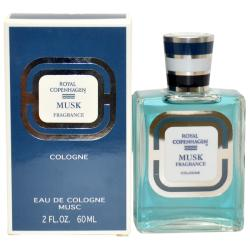 'Royal Copenhagen Musk Men's 2-ounce Eau De Cologne Splash