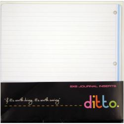 Ditto Journaling Refill Pages 8