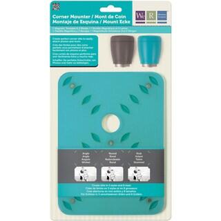 Corner Mounter Tool-3 Styles/8 Sizes; Angle, Round & Stub