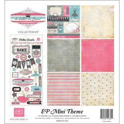 "Le Ballet Collection Kit 12""X12"""