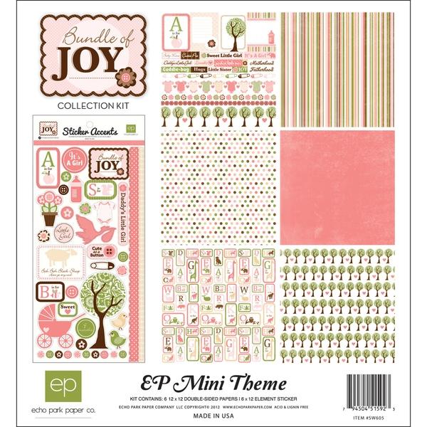 "Bundle Of Joy Collection Kit 12""X12"""