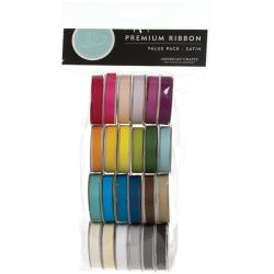 Value Pack Premium Ribbon 24 Spools (.375