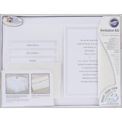 Pocket Invitation Kit 24/Pkg-String of Pearls