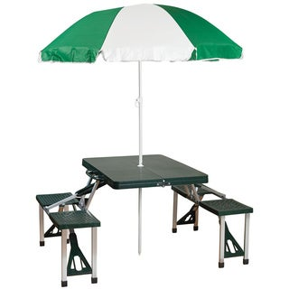 Picnic Table / Umbrella Combo