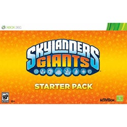Xbox 360 - Skylanders: Giants Starter Pack