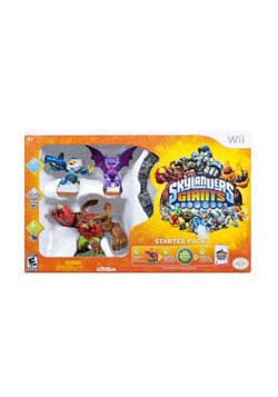 Wii - Skylanders: Giants Starter Pack