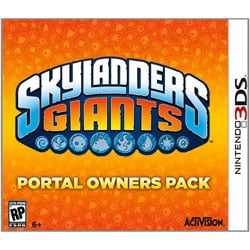 NinDS 3DS - Skylanders: Giants Portal Owners Pack