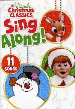 The Original Christmas Classics Sing Along (DVD)