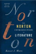 The Norton Introduction to Literature (Paperback)