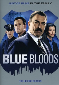 Blue Bloods: The Second Season (DVD)