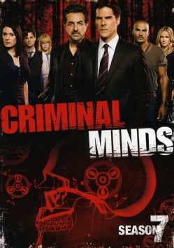 Criminal Minds: The Seventh Season (DVD)
