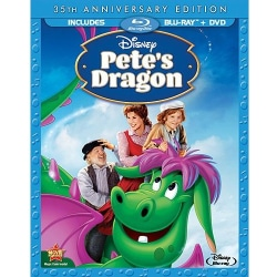 Pete's Dragon (35th Anniversary Edition) (Blu-ray Disc)