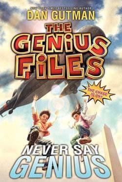 Never Say Genius (Paperback)
