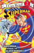 Superman Versus the Silver Banshee (Paperback)