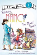 Fancy Nancy: Too Many Tutus (Paperback)