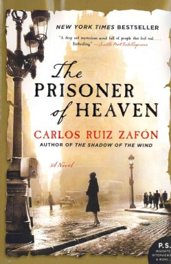 The Prisoner of Heaven (Paperback)