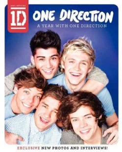 One Direction: A Year With One Direction (Paperback)
