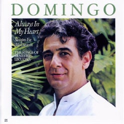 Various - Placido Domingo: Always In My Heart- Siempre En Mi Corazan