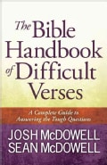 The Bible Handbook of Difficult Verses (Paperback)