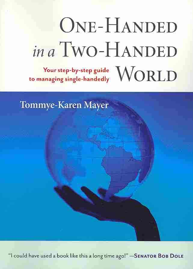 One-Handed in a Two-Handed World (Paperback)