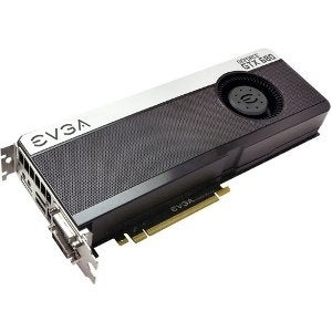 EVGA GeForce GTX 680 Graphic Card - 1 MHz Core - 4 GB GDDR5 SDRAM - P