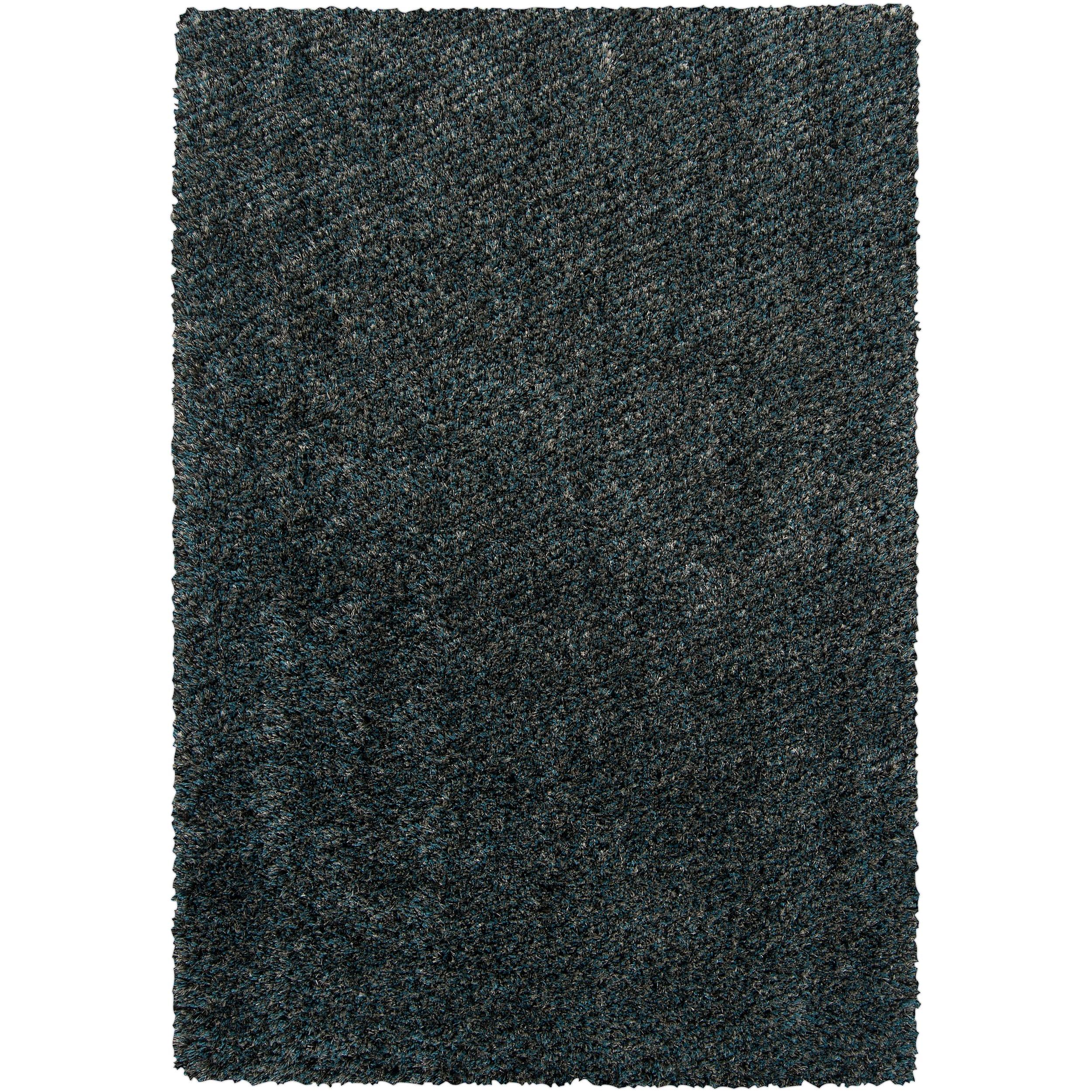 Woven Multi Coloredcolored Portage Soft Shag (1'10 x 2'11)