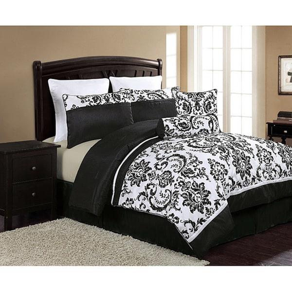 Daniella 8-piece Comforter Set