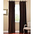 Java Grommet Velvet Blackout Curtain Panel