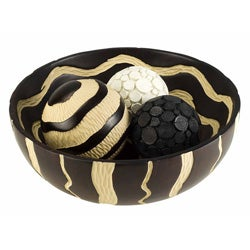 African Craft Decorative Bowl