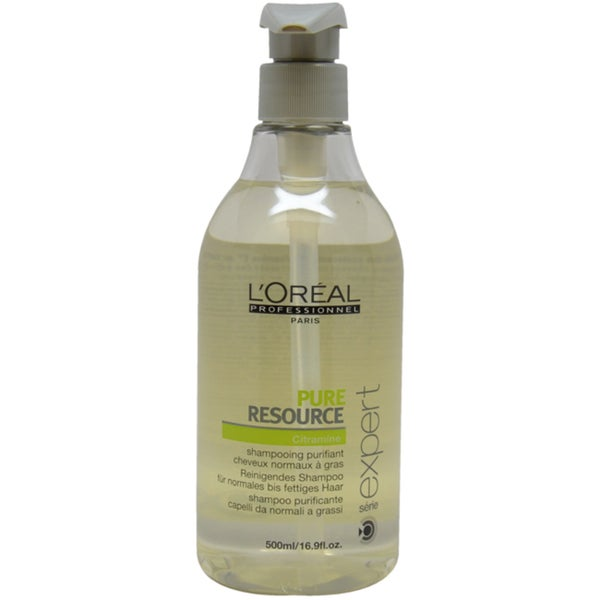 L'Oreal Serie Expert Pure Resource 16.9-ounce Shampoo