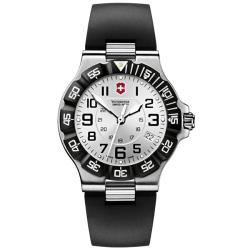 Victorinox Swiss Army Men's Summit XLT Silver Dial Watch