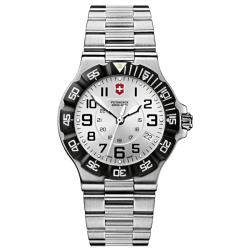 Victorinox Swiss Army Men's Summit XLT White Dial Watch