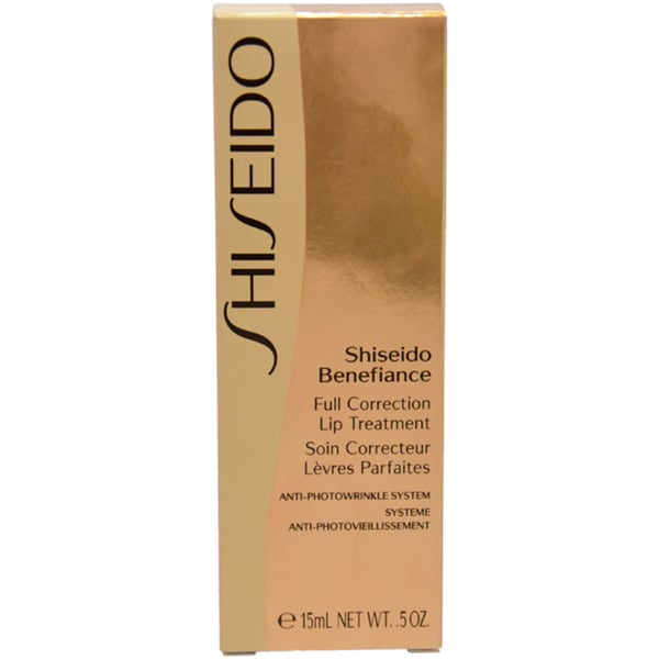 Shiseido Benefiance Full Correction Lip Treatment